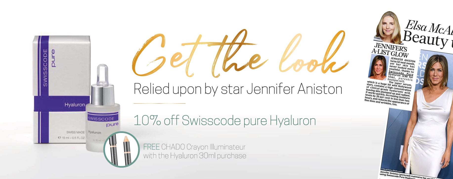 Hyaluron promotion